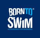 Born To Swim Custom Towels